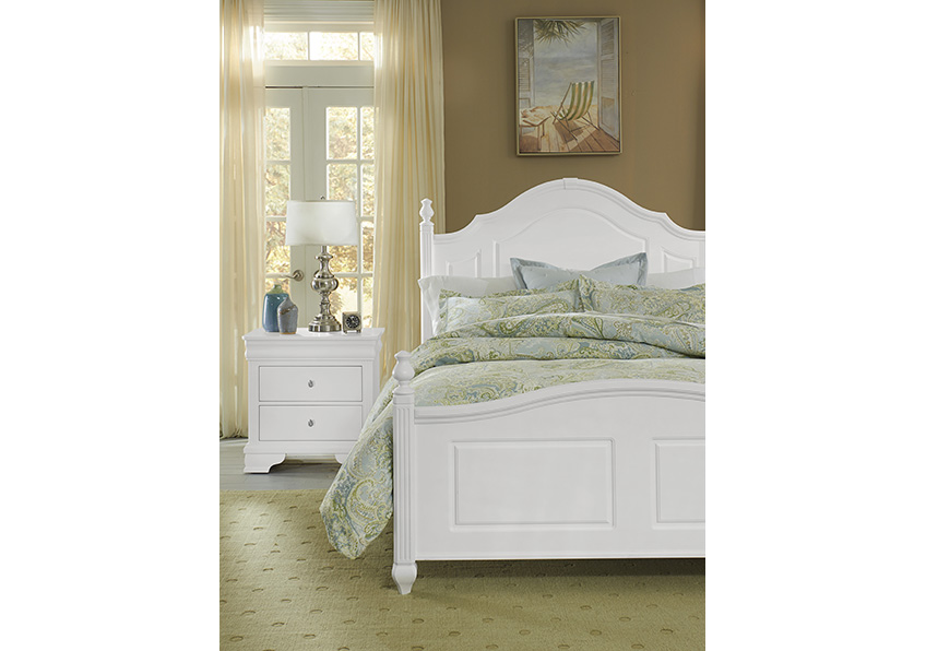 Poster Bed in Twin & Full