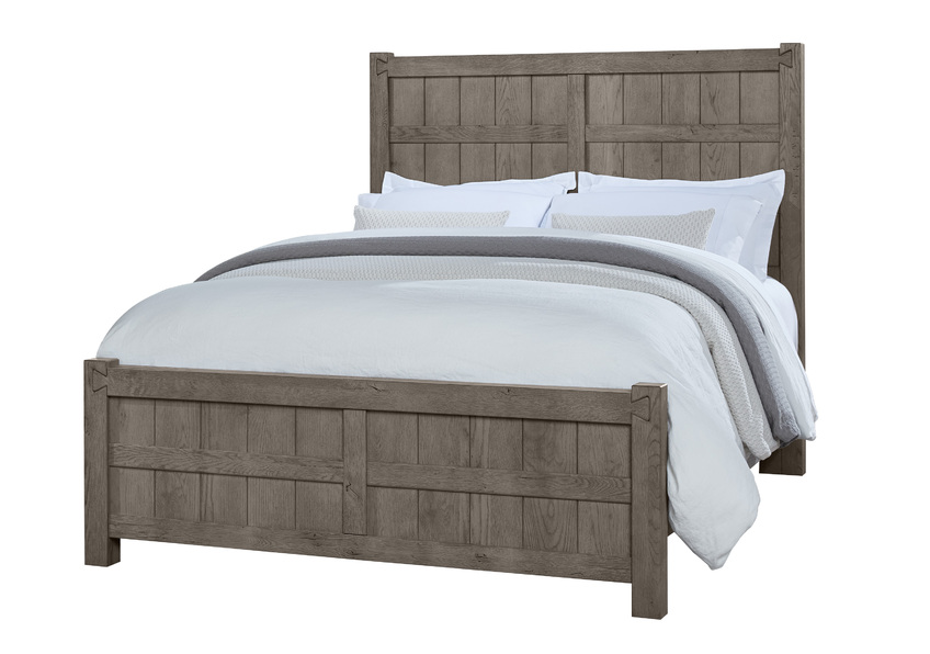 King Board & Batten Bed