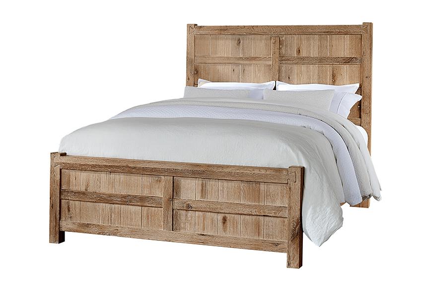 Cal King Board & Batten Bed