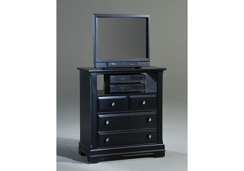 2-Drawer Media Center