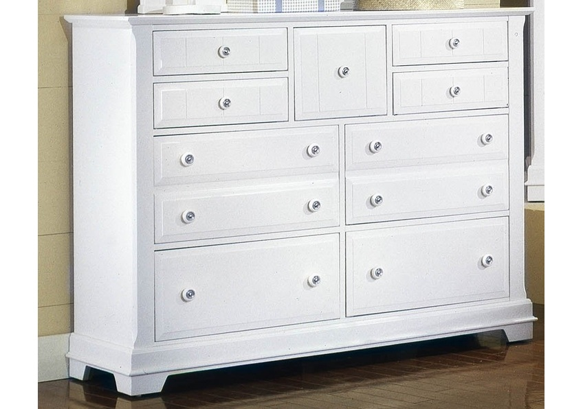 9-Drawer Storage Dresser